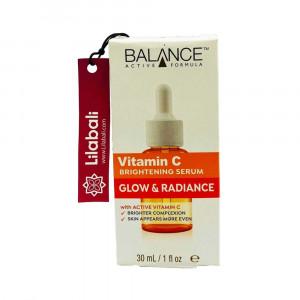 Balance Vitamin C...