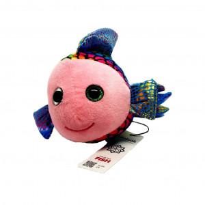 Lilabali Fish Plush Toy