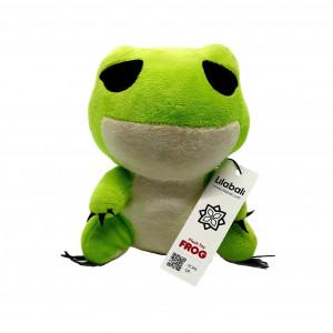 Lilabali Frog Plush Toy