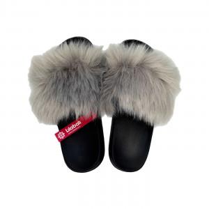 Long Fur Outdoor Sandle...