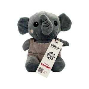 Lilabali Elephant Plush Toy
