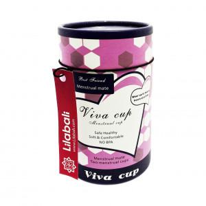 Viva Menstrual Cup (Size-S)