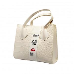 White Small Ladies Handbag
