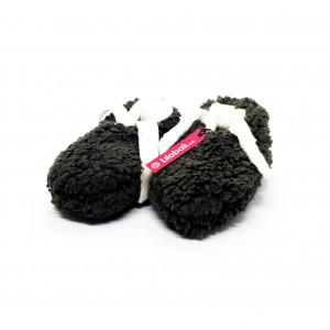 Winter Plush Shoe Olive
