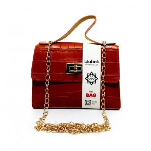 Brown Mini Cross Body Bag