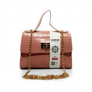 Pink Mini Cross Body Bag