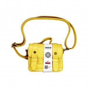 Yellow Belt Buckle Animal...