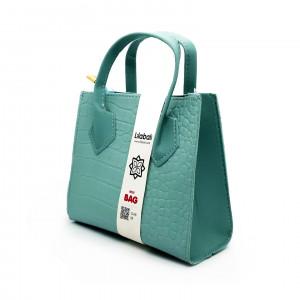 Sky Blue Small Ladies Handbag