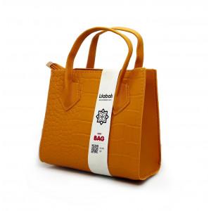 Mustard Small Ladies Handbag