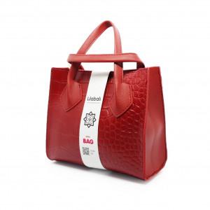 Maroon Small Ladies Handbag