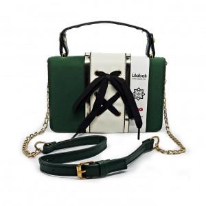 Retro Flap Strap Crossbody Bag