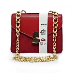 Maroon Ladies Bag