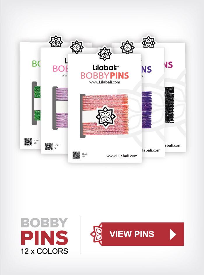colorfull bobby pins