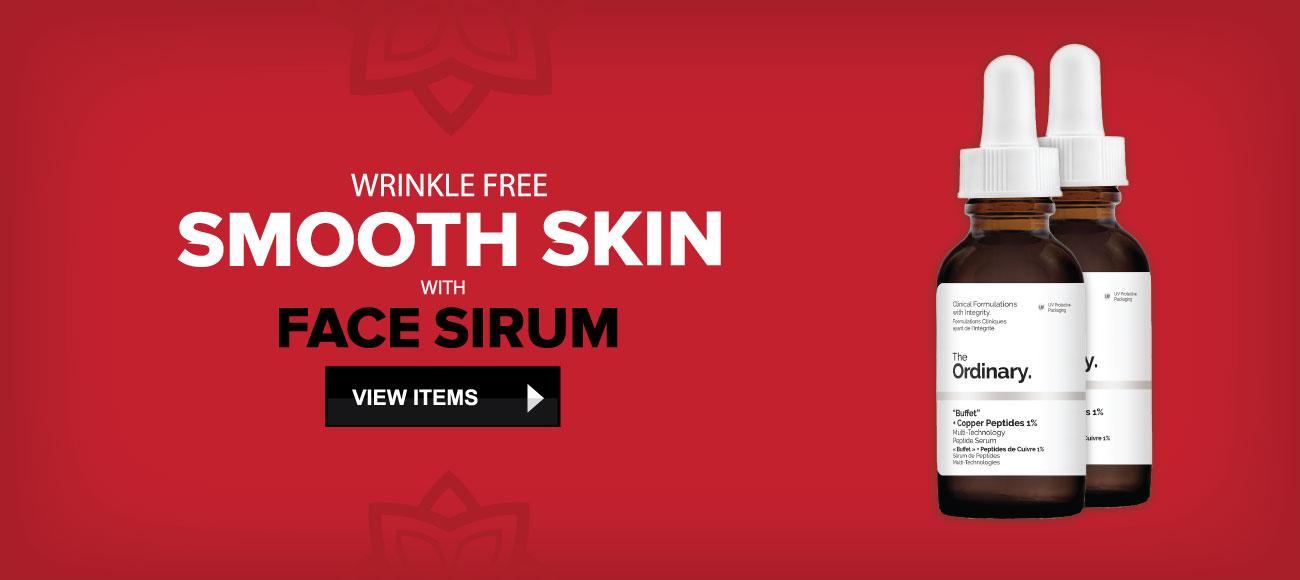 ordinary face serum skin care